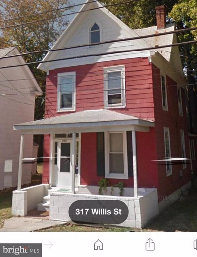 317 Willis Street, Cambridge, MD 21613 - #: 1009984100