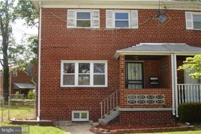 4017 28TH Avenue, Temple Hills, MD 20748 - MLS#: 1009984966