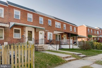 6429 Danville Avenue, Baltimore, MD 21224 - #: 1009985146