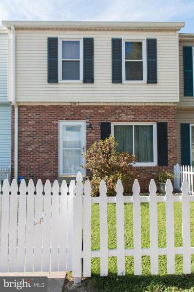 6714 Hawthorne Street, Landover, MD 20785 - MLS#: 1009985616