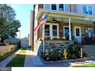 1910 Fuller Street, Philadelphia, PA 19152 - MLS#: 1009985688