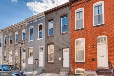 2630 Miles Avenue, Baltimore, MD 21211 - MLS#: 1009985698
