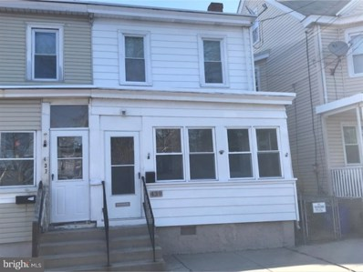 439 Bergen Street, Gloucester City, NJ 08030 - #: 1009986458