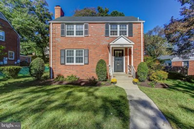 9506 Columbia Boulevard, Silver Spring, MD 20910 - MLS#: 1009986960