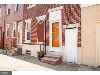2206 E Sergeant Street, Philadelphia, PA 19125 - MLS#: 1009990280