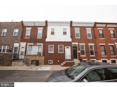 912 Daly Street, Philadelphia, PA 19148 - #: 1009990456