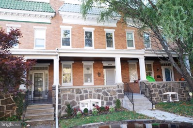 4222 Falls Road, Baltimore, MD 21211 - MLS#: 1009990862