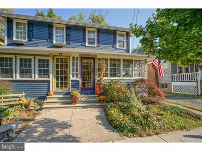 125 Colonial Avenue, Haddonfield, NJ 08033 - MLS#: 1009990886