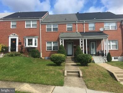 1728 Ingram Road, Baltimore, MD 21239 - #: 1009990900