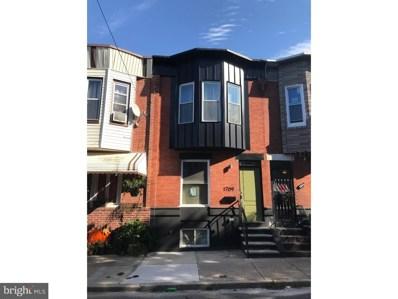1709 S Taylor Street, Philadelphia, PA 19145 - #: 1009991106