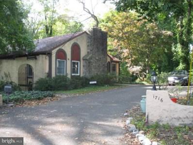 1716 Chestnut Avenue, Haddon Heights, NJ 08035 - #: 1009991384