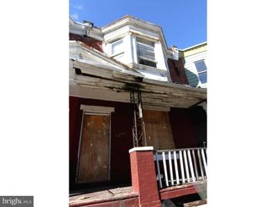 1448 N Vodges Street, Philadelphia, PA 19131 - #: 1009991872