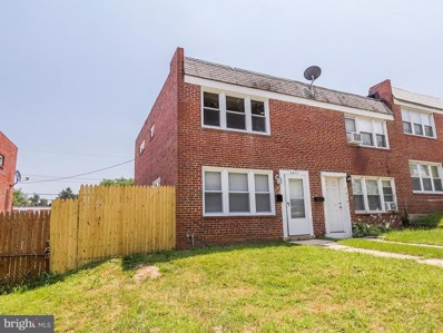 2817 Hollins Ferry Road, Baltimore, MD 21230 - #: 1009992254