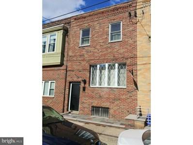 1103 Morris Street, Philadelphia, PA 19148 - #: 1009992318
