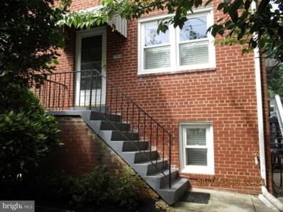1204 Newton Street, Alexandria, VA 22301 - MLS#: 1009992446