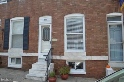 520 S Decker Avenue, Baltimore, MD 21224 - #: 1009992772