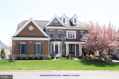 43443 Mountcastle Drive, Chantilly, VA 20152 - #: 1009992824
