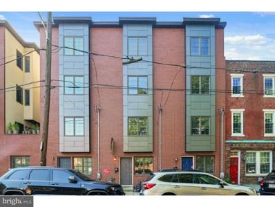 302 Bainbridge Street, Philadelphia, PA 19147 - #: 1009992900