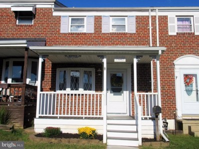7642 Charlesmont Road, Baltimore, MD 21222 - MLS#: 1009993444