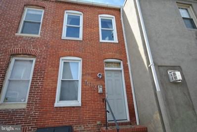 502 S Rose Street, Baltimore, MD 21224 - MLS#: 1009993732