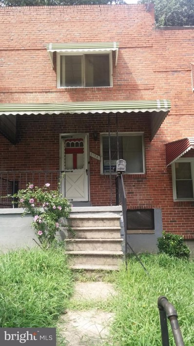 3428 Hilldale Place, Baltimore, MD 21215 - MLS#: 1009993850