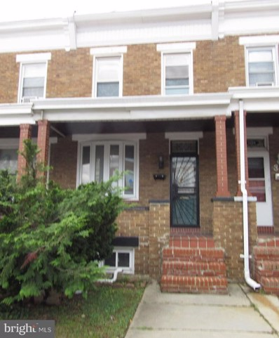 3227 Chesterfield Avenue, Baltimore, MD 21213 - #: 1009994506