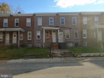 3407 Lyndale Avenue, Baltimore, MD 21213 - #: 1009994638