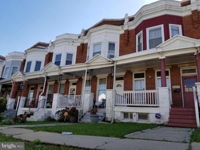 1923 E 31ST Street, Baltimore, MD 21218 - #: 1009997370