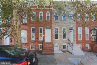 1103 W Hamburg Street, Baltimore, MD 21230 - MLS#: 1009997830