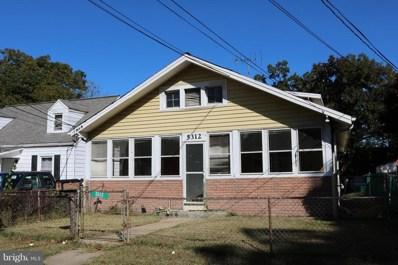 5312 Gallatin Street, Hyattsville, MD 20781 - #: 1009997946