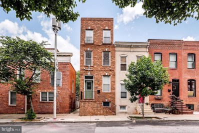 828 S Highland Avenue, Baltimore, MD 21224 - MLS#: 1009998054