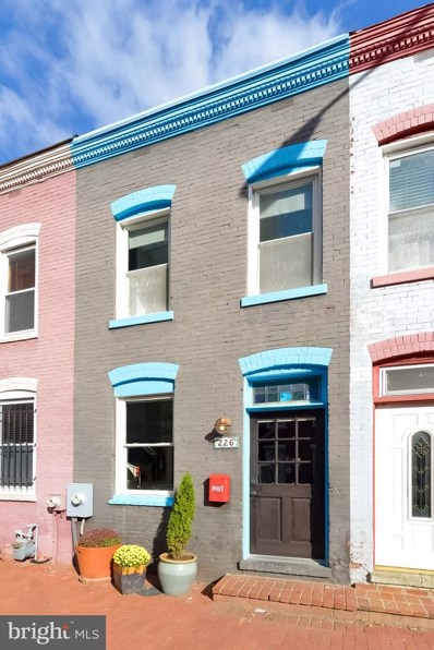 226 Parker Street NE, Washington, DC 20002 - MLS#: 1009998554