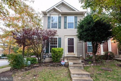 8301 Spadderdock Way, Laurel, MD 20724 - MLS#: 1009998940