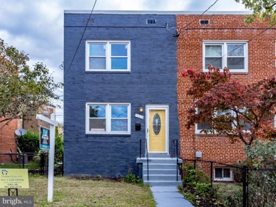 652 Oglethorpe Street NE, Washington, DC 20011 - MLS#: 1009999186