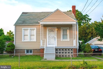 6206 Foote Street, Capitol Heights, MD 20743 - MLS#: 1009999440