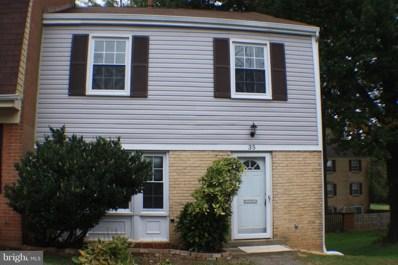 35 Rye Court, Gaithersburg, MD 20878 - MLS#: 1009999684