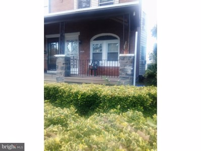 5406 N 4TH Street, Philadelphia, PA 19120 - MLS#: 1010000082