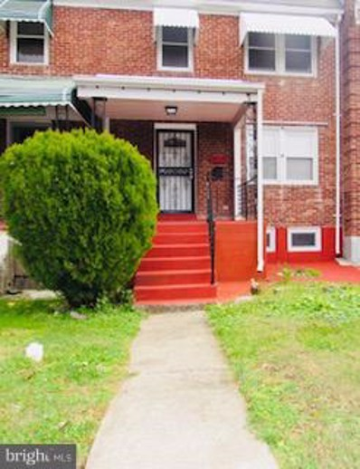 2311 N Dukeland Street, Baltimore, MD 21216 - #: 1010000368