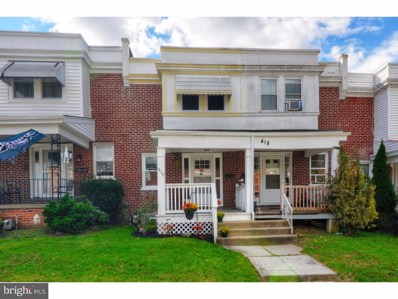 416 W Warren Street, Norristown, PA 19401 - MLS#: 1010002882
