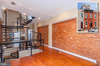1229 Patapsco Street, Baltimore, MD 21230 - MLS#: 1010003086