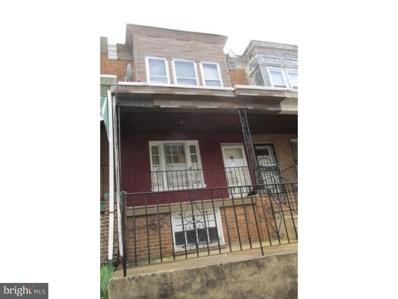 5622 Pentridge Street, Philadelphia, PA 19143 - MLS#: 1010003432