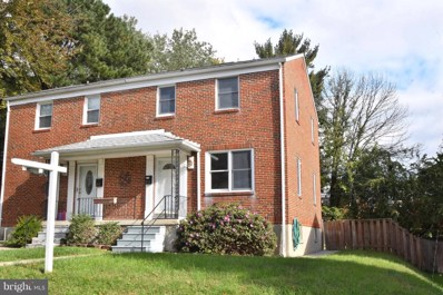 213 Sipple Avenue, Baltimore, MD 21236 - #: 1010003512
