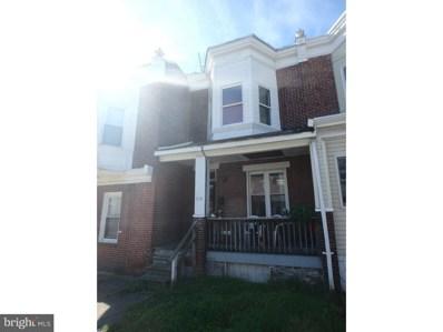 834 E 17TH Street, Wilmington, DE 19802 - #: 1010003550