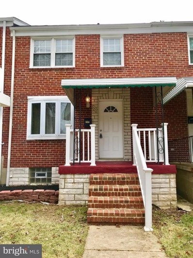 8613 Oakleigh Road, Baltimore, MD 21234 - #: 1010003664