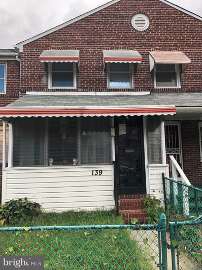 139 Carver Road, Baltimore, MD 21222 - MLS#: 1010004154