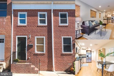 611 S Port Street, Baltimore, MD 21224 - MLS#: 1010004728