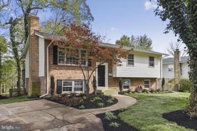 7405 Fenwood Court, Manassas, VA 20109 - MLS#: 1010008076