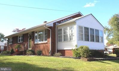 501 Woodford Street, Fredericksburg, VA 22401 - #: 1010008298
