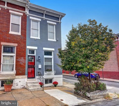 2522 Ashland Avenue, Baltimore, MD 21205 - #: 1010008758