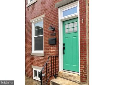 2142 E Albert Street, Philadelphia, PA 19125 - MLS#: 1010009536